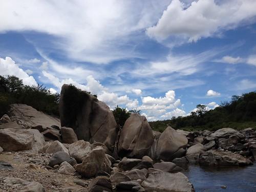3 Piletas, Río Quilpo, San Marcos Sierra