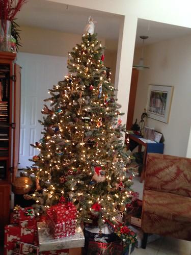 Wright Christmas Tree 2014