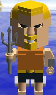 Cube Dude Aqua-Mariner
