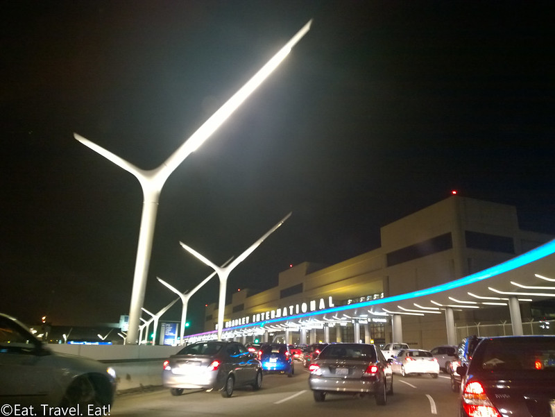 Los Angeles International Airport (LAX)- Los Angeles, CA: Tom Bradley International Terminal (TBIT)