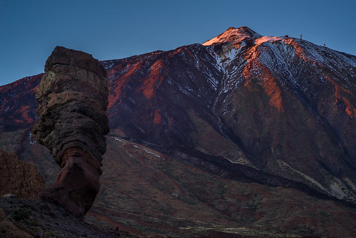 Pico del Teide - National Park, Tenerife; Spain