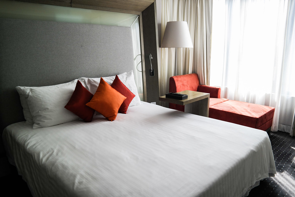 Novotel Hong Kong: Bed