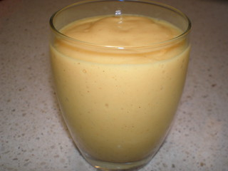 Wishful Thinking Mango Smoothie