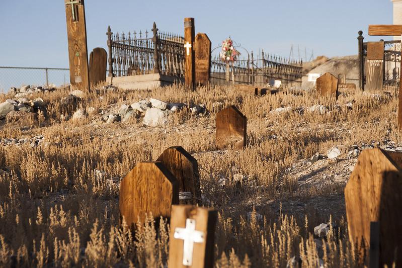 Cemetery, Tonopah, NV