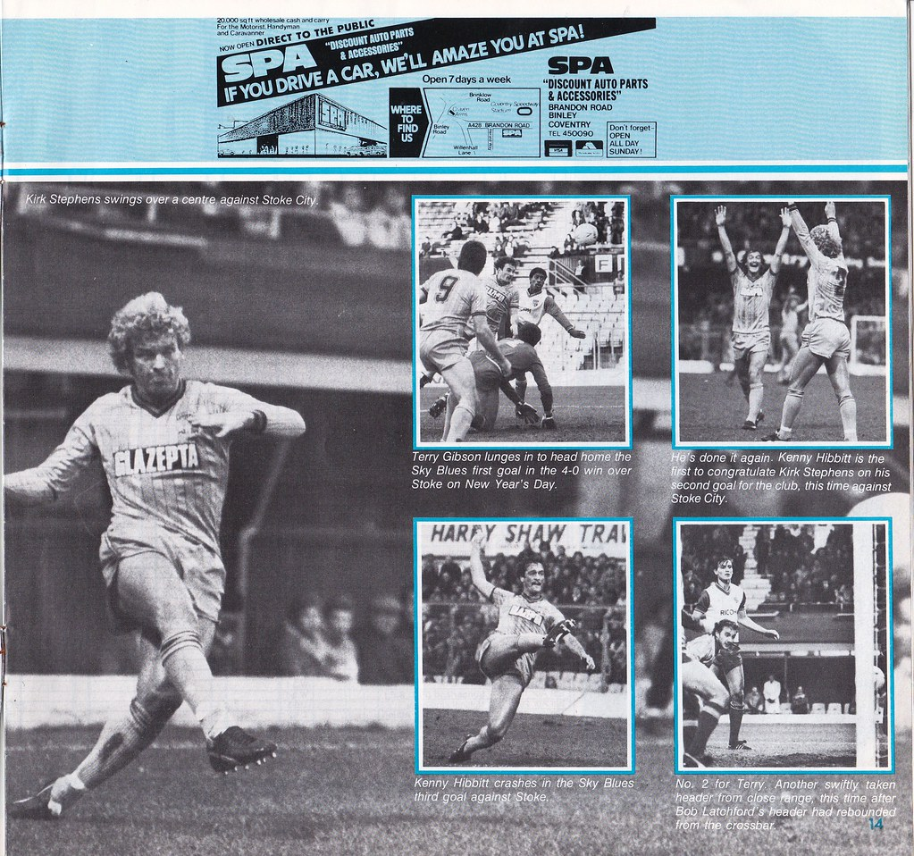 Coventry City vs Manchester City - 1985 - Page 15 | More big… | Flickr