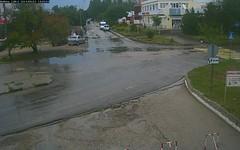 19:20:05, 23 сентября 2014, веб-камера 2 в Щёлкино