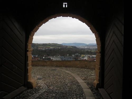 Torbogen der Heidecksburg