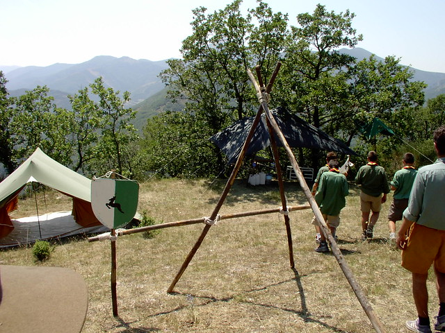 Campo Estivo 2003
