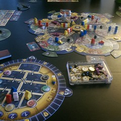 MOAR aquasphere! Amazing game. Lovely actions and interaction at four!