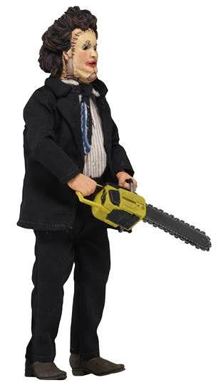 NECA【德州電鋸殺人狂】The Texas Chainsaw Massacre 8 吋人偶作品 邪惡晚禮服版