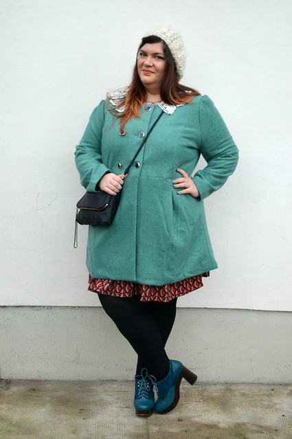 Outfit abito Curvy love 2
