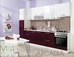 Kuhinja <ARCADIA> 3m