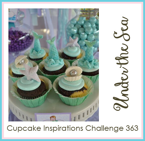Cupcake Inspirations Challenge 363