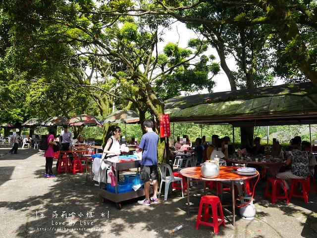 陽明山竹子湖餐廳美食杉木林 (11)