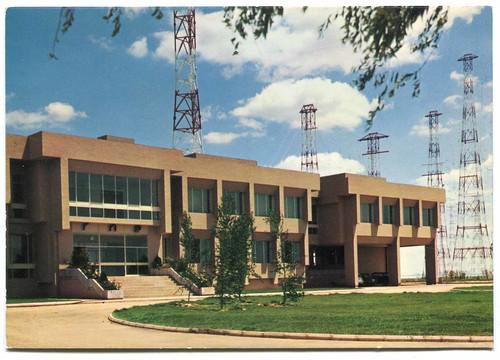 Centro emisor de ondas cortas de Noblejas (Toledo)