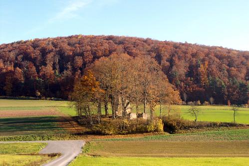 Kirchenruine Ellenbach
