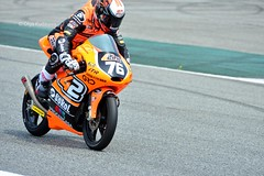 FIM Junior Moto3: Юрченко занял 6-е место после старта с 24-ой позиции в Монмело