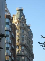 Ansonia Apartment Building Detail 3812