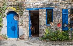La Gacilly -Une jolie boutique du village - Photo of La Chapelle-Gaceline