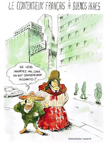 L'Argentine redevable de 400.000 € au Salon du livre de Paris, par Emma Gache