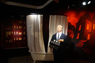 038 Hitchcock in Madame Tussaud