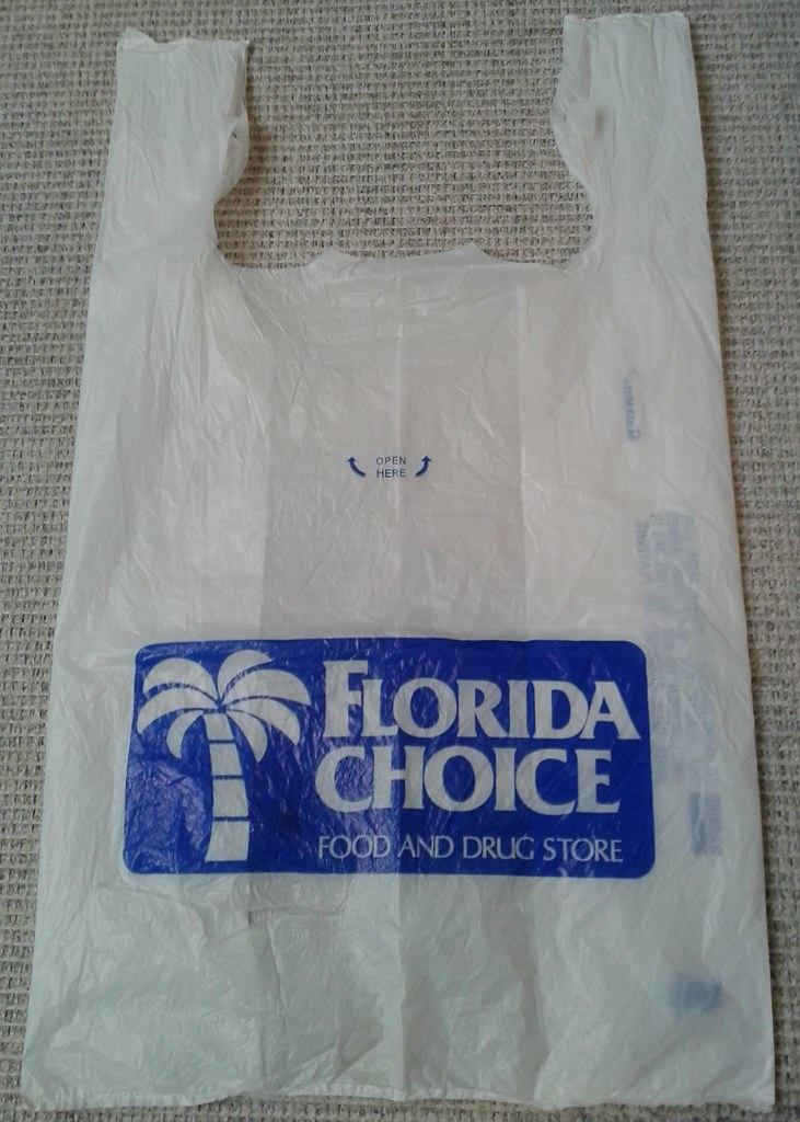 Old Florida Choice Bag (Late 1980's)