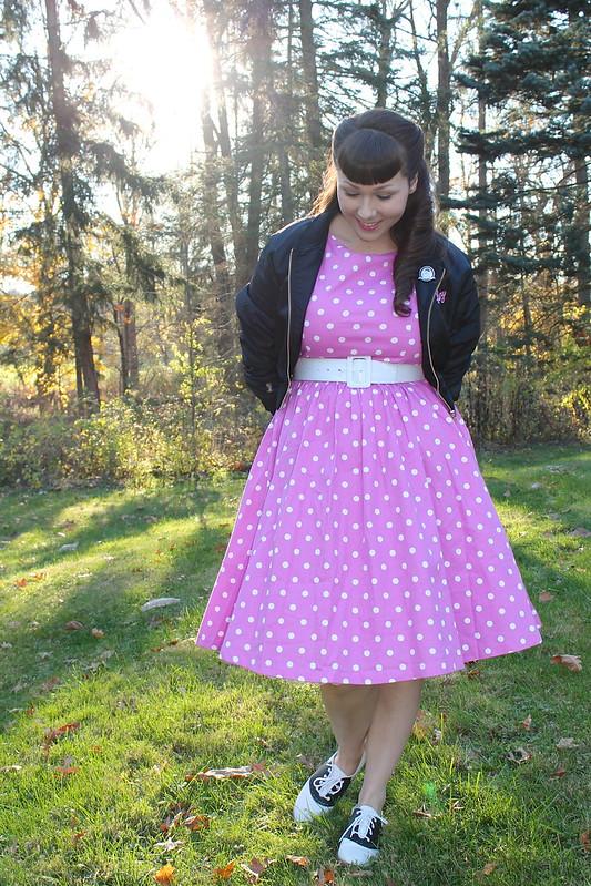 lindy bop audrey dress