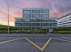 Banque Pictet Geneve, HDR