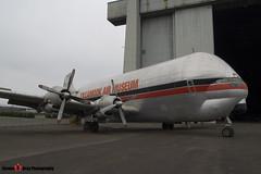 N422AU - 15937 - Erickson Air-Crane - Aero Spacelines 377MG Mini-Guppy - Tillamook Air Museum - Tillamook, Oregon - 131025 - Steven Gray - IMG_7942