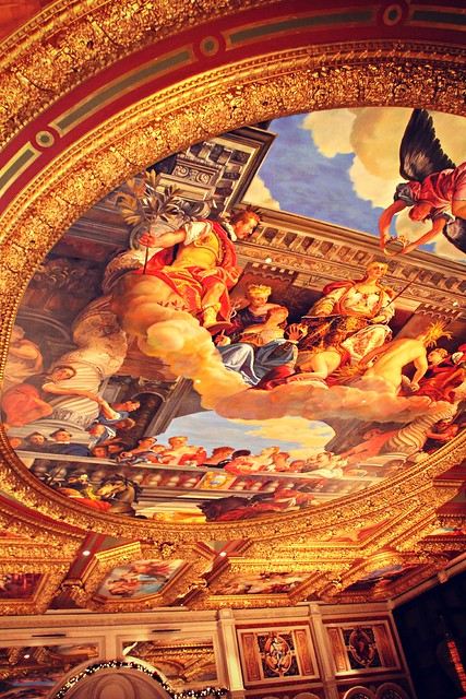 The Venetian Ceiling Paintings, Las Vegas