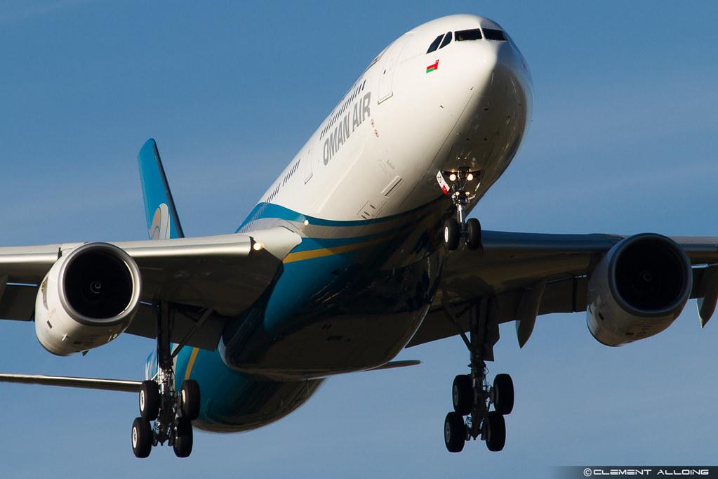 A4O-DH - A333 - Oman Air
