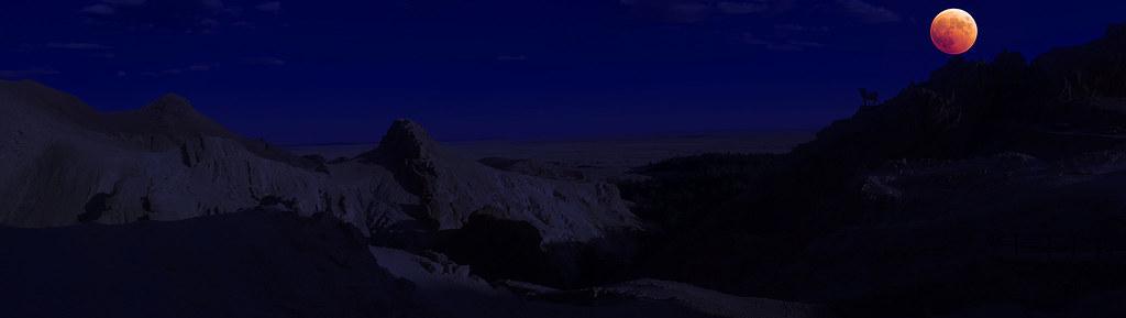 Claire de lune à Chibika