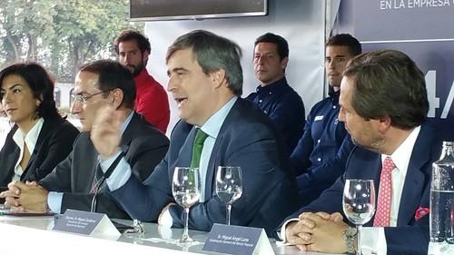 """AionSur 15264978404_d815a42bb9_d Presentado en Sevilla el Programa """"España Compite"""" Deportes Provincia"""
