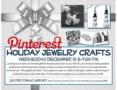 Pinterest Holiday Jewelry Crafts