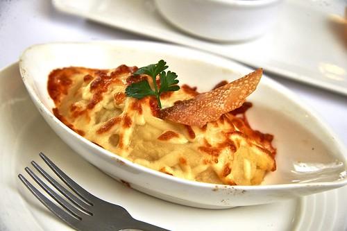 情侶約會必吃的高雄新國際西餐廳-名不虛傳的美味A餐與海陸套餐 (6)