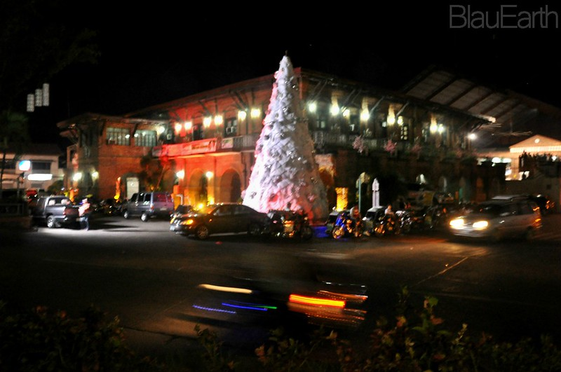 Laoag City Hall Christmas Tree 2014