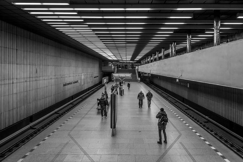 Smíchovské nádraží (Prague Metro)