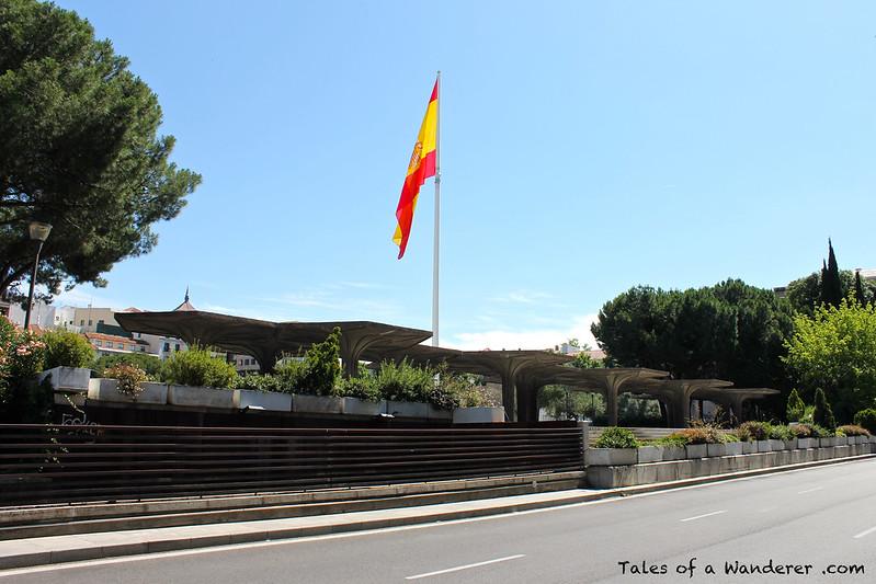 MADRID - Jardines del Descubrimiento