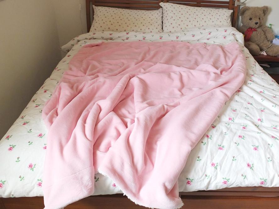 Costco 羊毛毯 (2)
