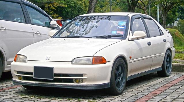 Civic (Mk5) - Honda