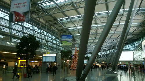 Dusseldorf Flughafen