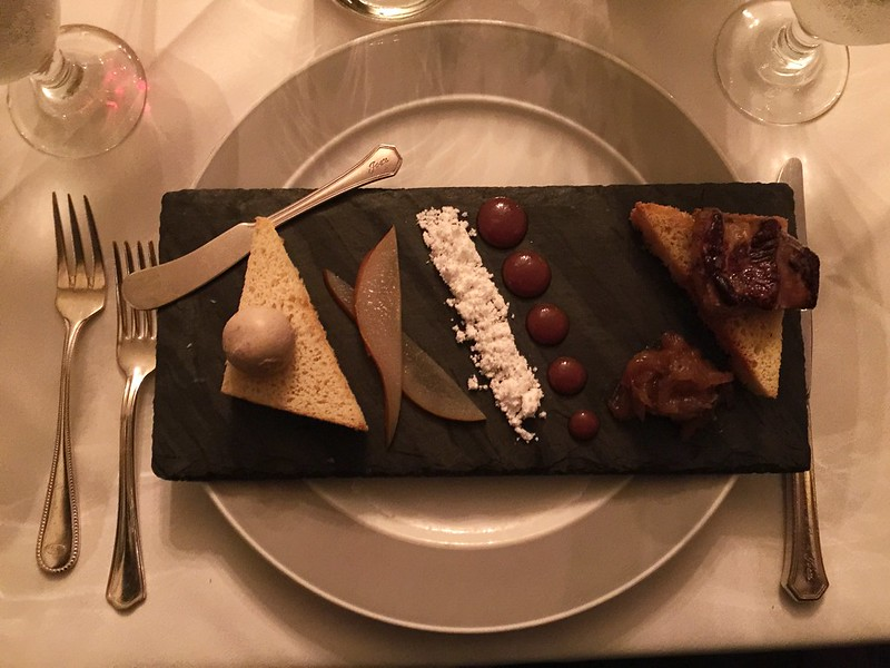 Foie Gras Two Ways at the Joel Palmer House