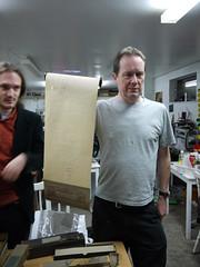 Bristol Hackspace: Richards Piano Rolls