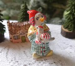 garden gnome, lawn ornament, toy,