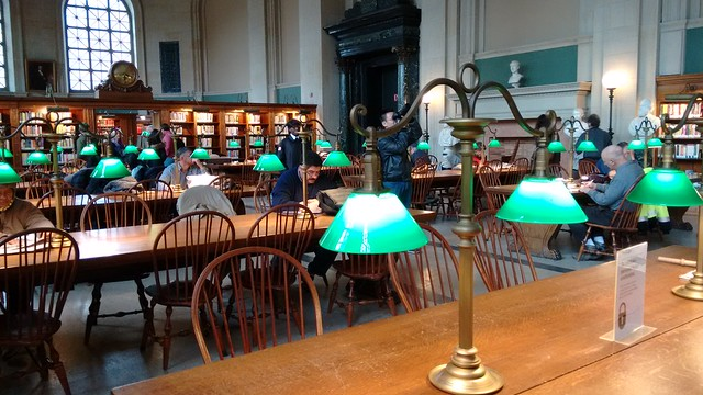 Art and Architecture Tour at the Boston Public Library