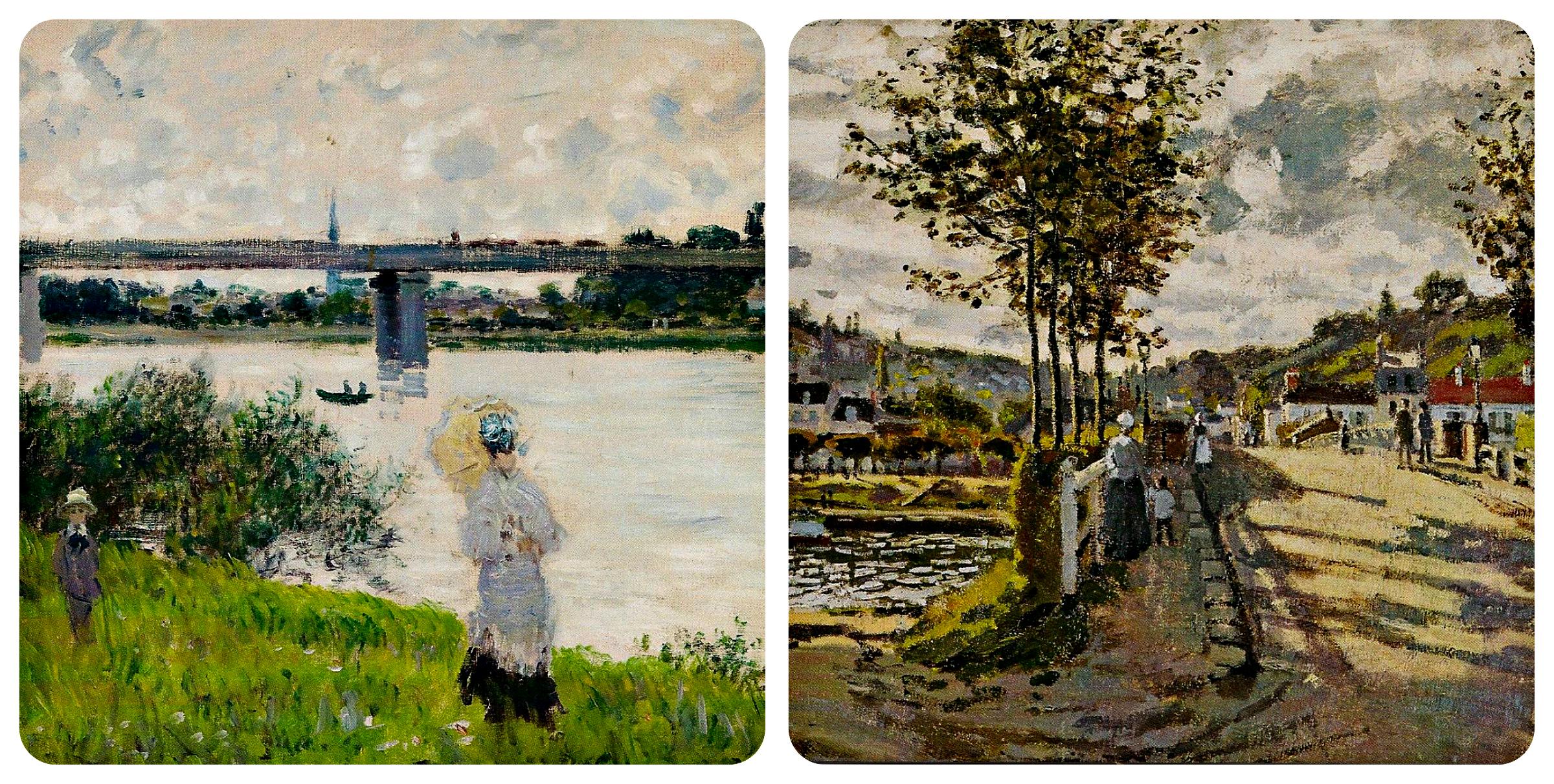 Monet Collage