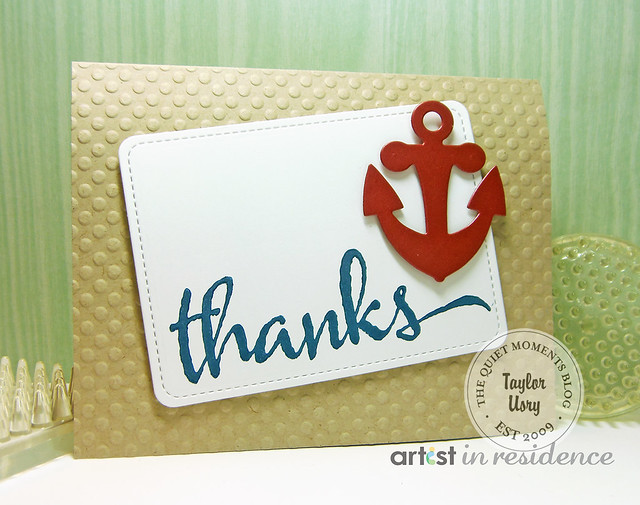 Nautical Thank You v1