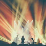 Jessy Lanza + Caribou // Webster Hall photographed by Chad Kamenshine