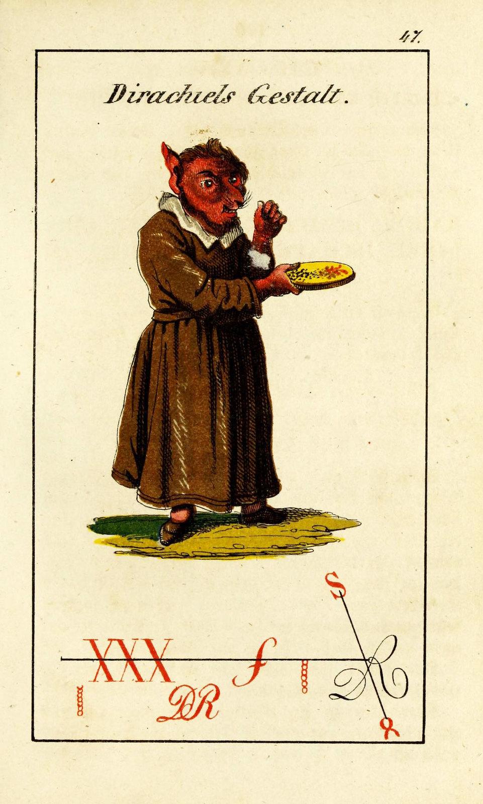 Johann Scheible - Doktor Johannes Faust's Magia naturalis et innaturalis, 1849 (17)