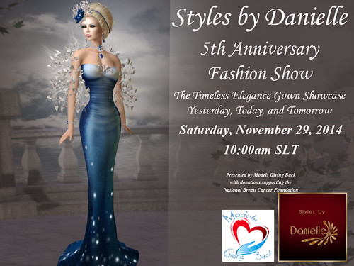5th Anniversary Fashion Show